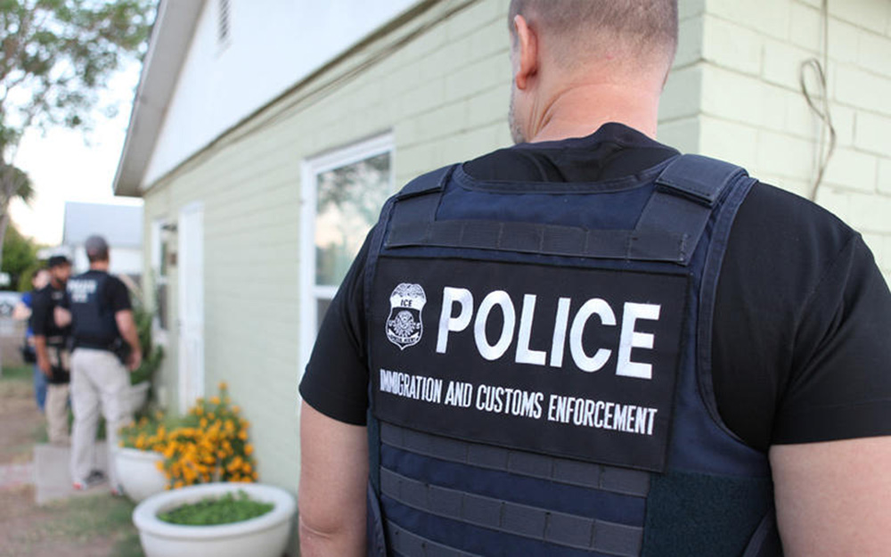 Foto26 Batida ICE ICE usa dados no Facebook para rastrear indocumentados