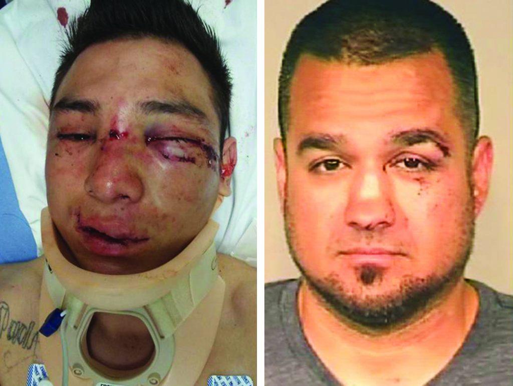 Foto31 Omar Hernandez Huerta e Robert Salvador Marquez Vítima é deportada antes de testemunhar contra agressor