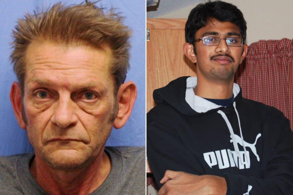 """Foto6 Adam Purington e Srinivas Kochibhotla Atirador que gritou """"saia do meu país"""" assume culpa em homicídio"""