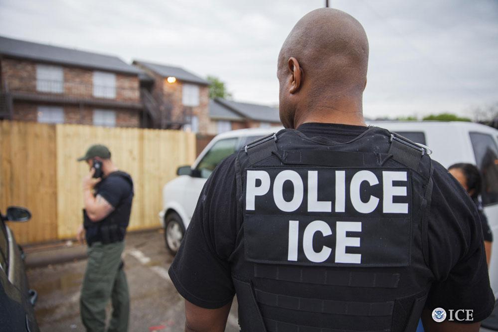 Foto6 Prisao ICE Dobram prisões de indocumentados sem antecedentes criminais em NJ