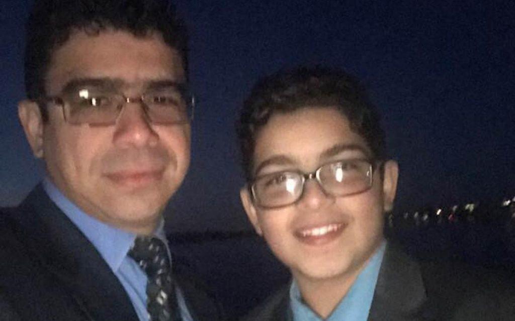 Foto9 Elias e Felipe Muniz Adolescente brasileiro desaparecido é encontrado em MA