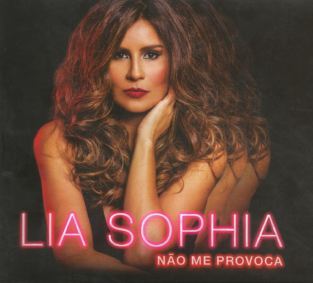 Capa CD Lia Sophia Deixe se provocar por Lia Sophia