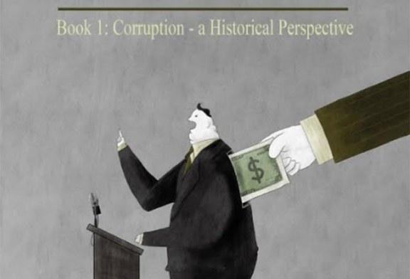 """Brasileiro lançará """"Enciclopédia da Corrupção no Mundo"""" em NY"""