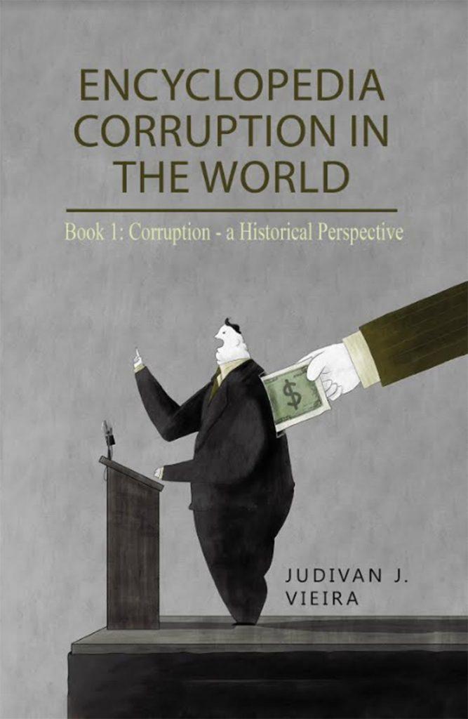 """Foto11 Encyclopedia Corruption in the World Brasileiro lançará """"Enciclopédia da Corrupção no Mundo"""" em NY"""