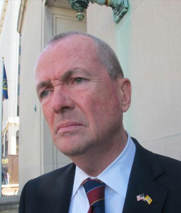 Foto17 Phil Murphy 1 Governador de NJ promete não aumentar impostos para a classe média