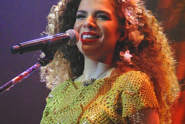 Vanessa da Mata faz show em New York City