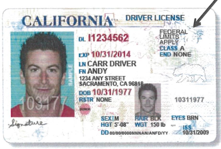 Foto23 Voluntary Travel ID Carteira do Arizona não poderá ser usada para embarque em voos