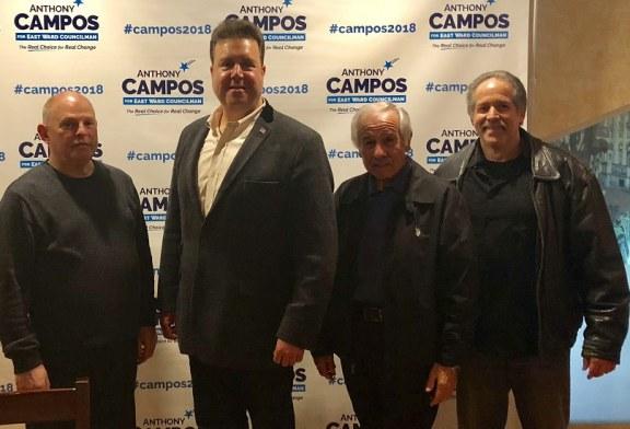 Lideranças políticas bipartidárias anunciam apoio a Campos