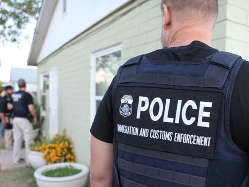 Foto15 Prisao ICE ICE prende por engano mais de 1 mil cidadãos dos EUA