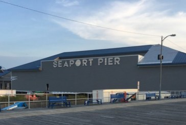 Pier com piscina não abrirá no Memorial Day em NJ