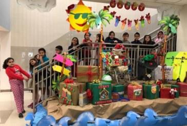 Governo brasileiro homenageia escola bilíngue na Flórida