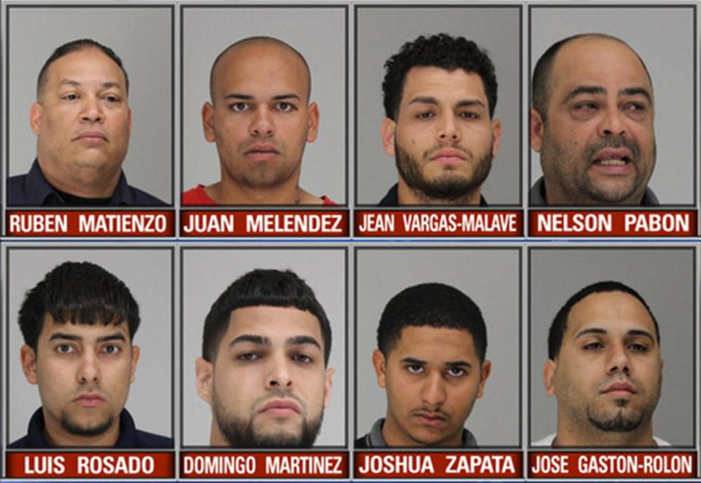 "Foto3 Funcionarios do Aeroporto de Dallas Funcionários de aeroporto traficam drogas ""falsas"" em voos à Newark"