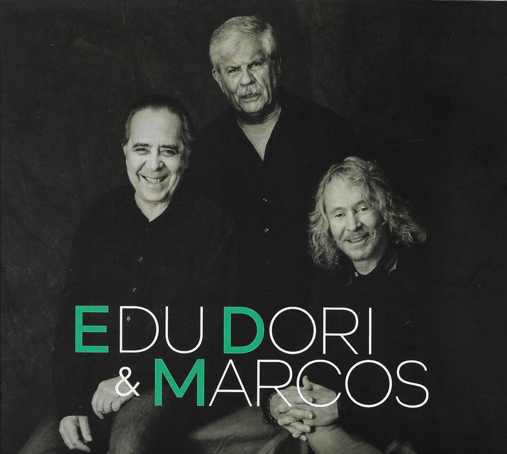 Capa CD Edu Dori Marcos Um brinde ao bom gosto