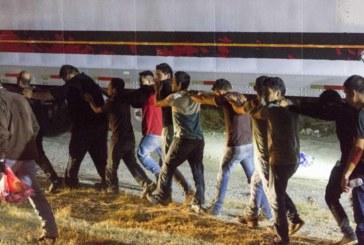 Brasileiros estão entre os 53 imigrantes encontrados em caminhão