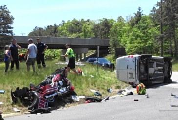 Brasileiro se envolve em acidente que deixa americano morto
