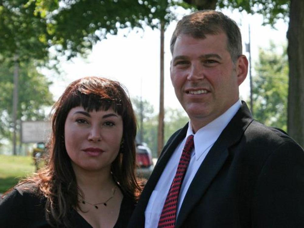 Foto16 Claudia e Karl Hoerig  Cidadão Brasileiro com dupla nacionalidade pode ser extraditado