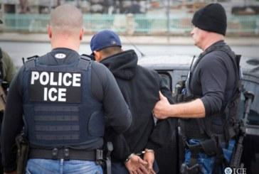 Batidas do ICE resultam na prisão de 91 imigrantes em NJ