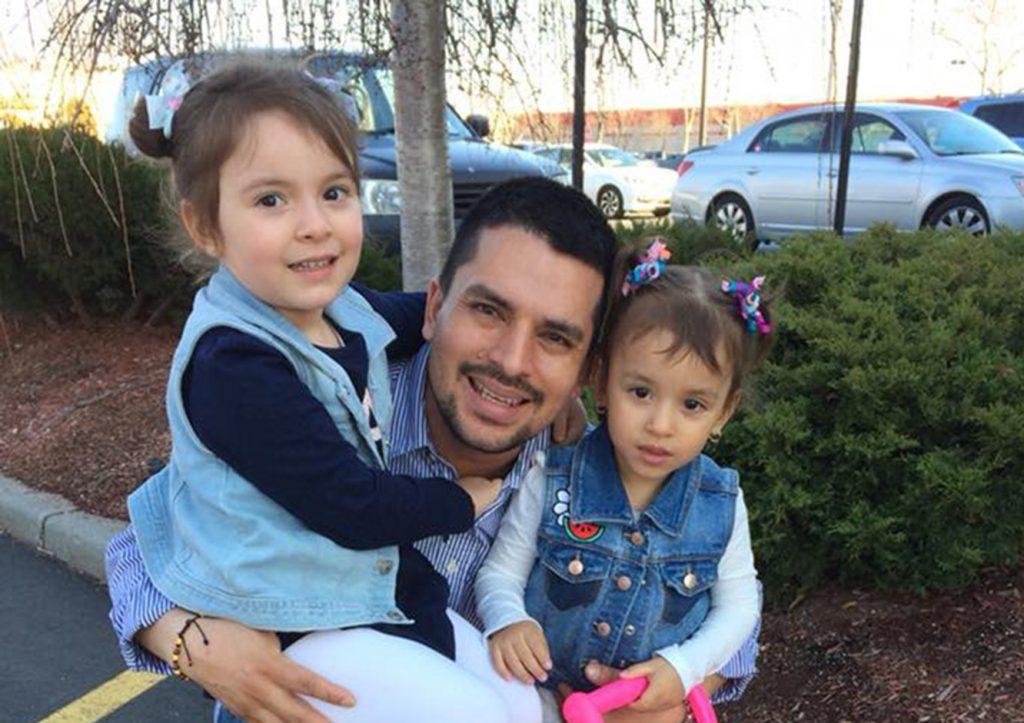 Foto3 Pablo Villavicencio Calderon  Entregador de pizza detido pelo ICE tem deportação suspensa