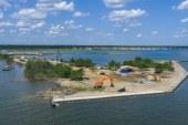 Seis anos após Furacão Sandy, Condado de Ocean reabre parque