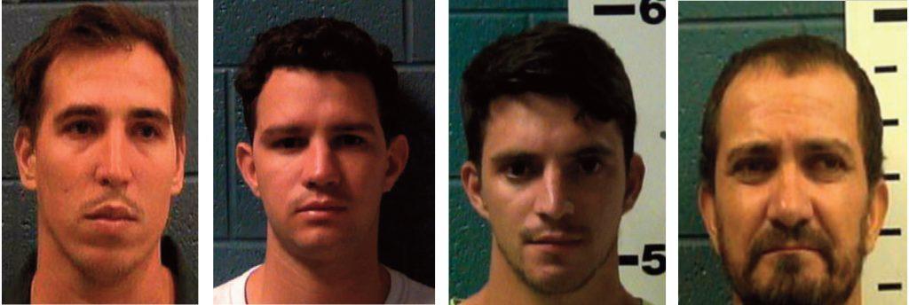 edi 1781 40 online 14 Brasileiros são presos por invasão de propriedade no Novo México