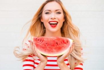 Beleza natural e saudável