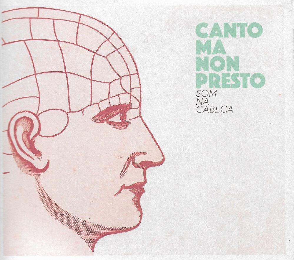 Capa CD Canto ma non presto17085 Quando o vocal é sublime