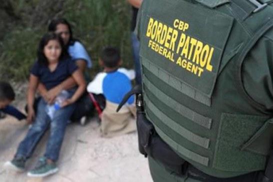 Caem prisões de imigrantes na fronteira dos EUA