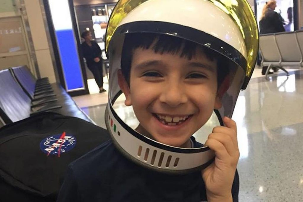 Foto14 Joao Paulo Guerra Barrera 1 1 Vencedor de concurso da NASA, brasileirinho dá palestra no MIT