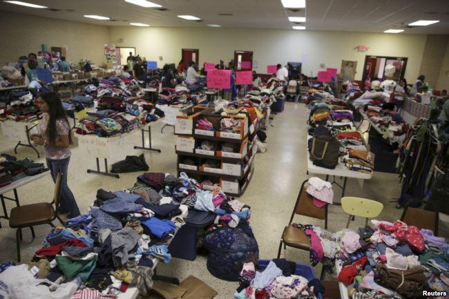 Foto16 Crianças em abrigo 100 crianças separadas da família ainda estão em NYC