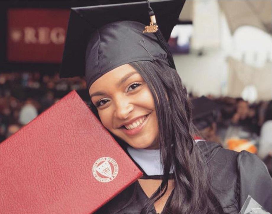 Foto17 Stephanie Boaventura  Brasileira morre em acidente de carro no dia do aniversário em MA