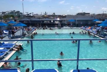 Píer com piscina será inaugurado nessa sexta-feira (6)