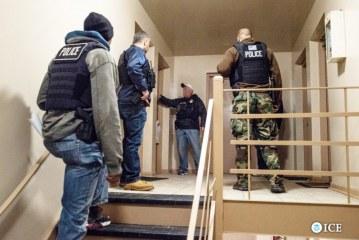 NJ: Brasileiros estão entre os 37 imigrantes detidos pelo ICE