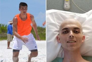Brasileiros se mobilizam para ajudar americano com câncer