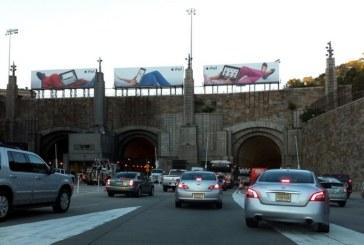 Viaduto na entrada do túnel Lincoln será fechado por 2 anos e meio