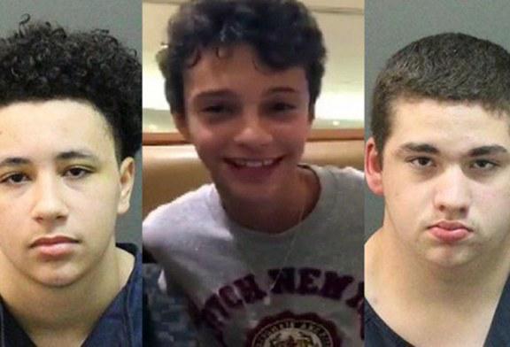 Adolescentes culpados de matar brasileiro pegam até 12 meses de prisão