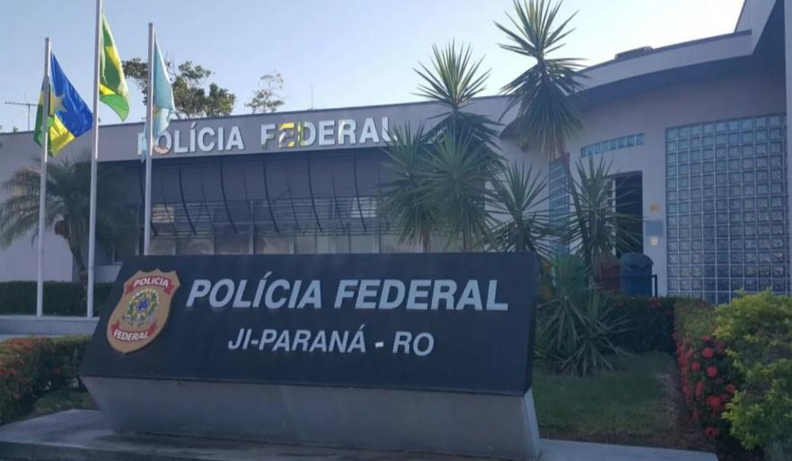 """Foto5 Policia Federal de Ji Parana PF prende """"coiote"""" suspeito de trazer crianças brasileiras aos EUA"""