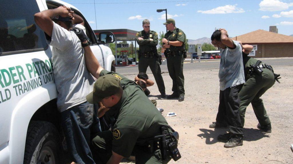 Foto6 Prisao CBP Média de 100 brasileiros é presa ao mês na fronteira dos EUA