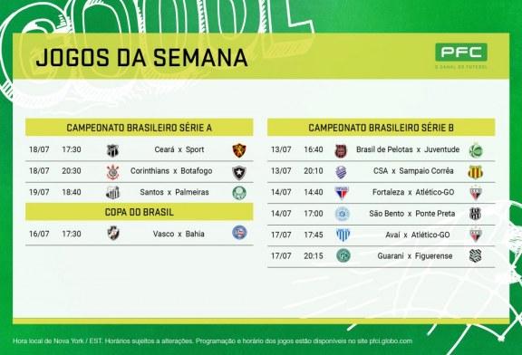 Brasileirão volta com tudo após Copa do Mundo