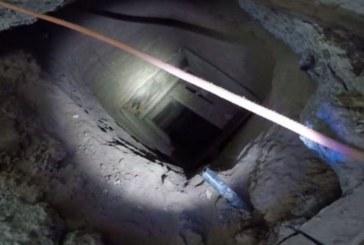 Lanchonete KFC escondia túnel usado para tráfico de drogas