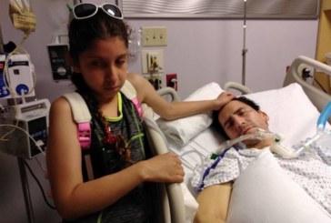 Brasileiro sofre 2 ataques cardíacos e entra em coma