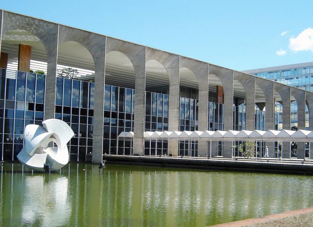 "Foto15 Palacio do Itamaraty Itamaraty lança a campanha ""Be Brasil"""