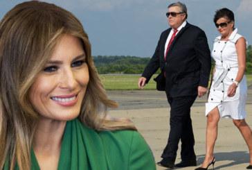 Advogado dos pais de Melania é contra política migratória de Trump