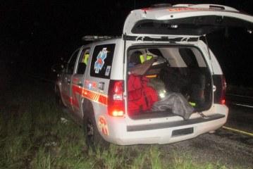 Brasileiros tentam entrar nos EUA a bordo de ambulância falsa