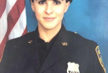 Policial feminina arrisca a vida para salvar criança