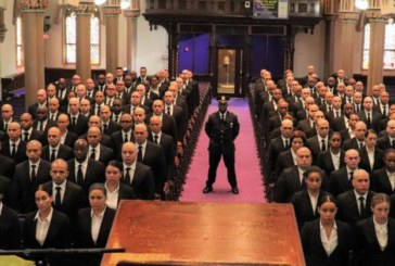 Polícia de Newark contrata 144 novos recrutas