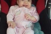 Brasileiros fazem campanha para bebê diagnosticada com leucemia