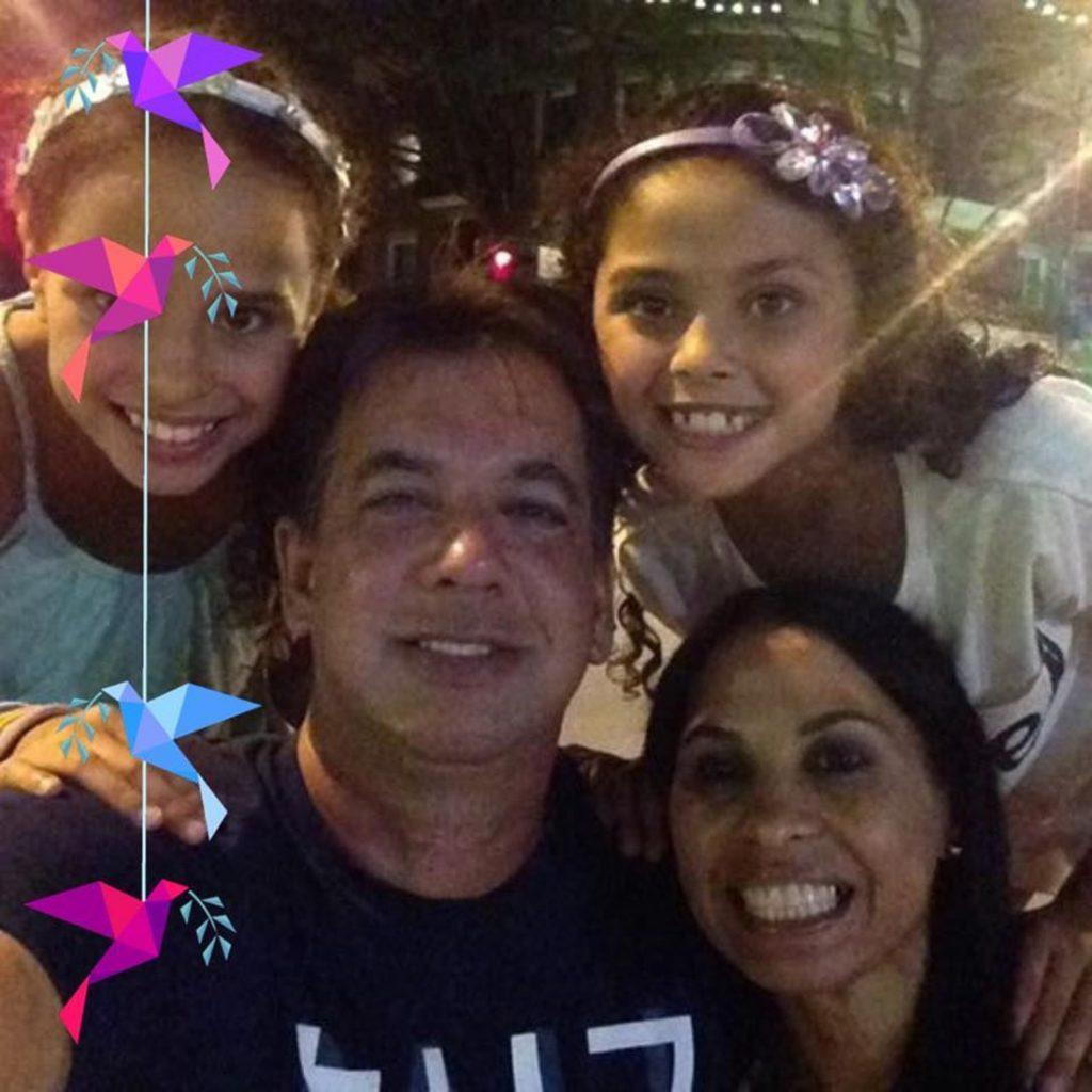 Foto7 Paulo Cesar Teixeira 1 1 Brasileiro pede ajuda na luta contra câncer em estágio 4