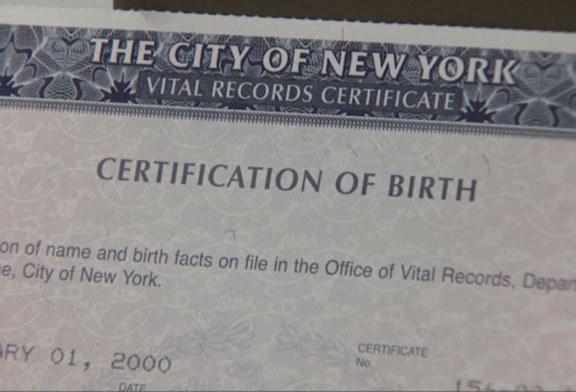 NY: Prefeitura aprova proposta de 3º sexo em certidões