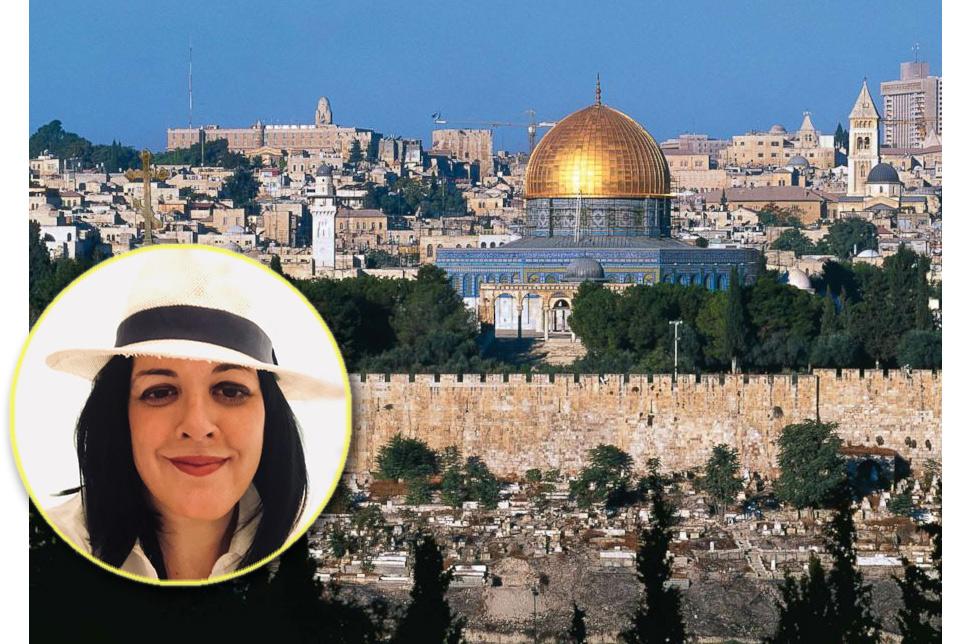Foto24 Jerusalem  Agência de viagens brasileira oferece pacotes à Terra Santa