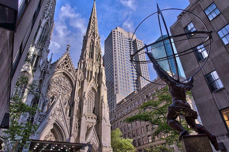 Foto25 Catedral de St. Paterick Catedral de St. Patrick realizará missa à Nossa Sra. Aparecida
